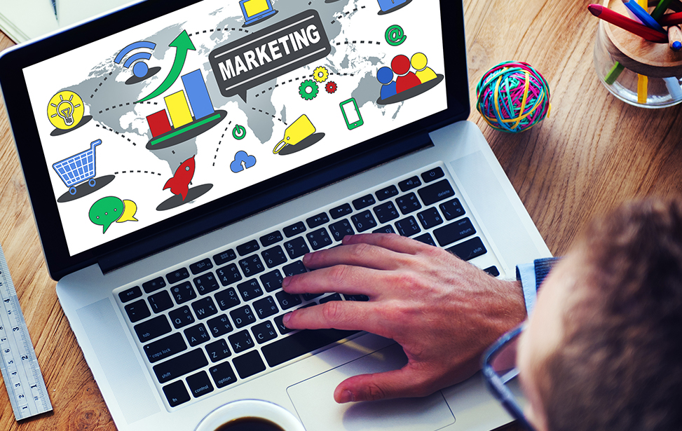 Online and Print Marketing