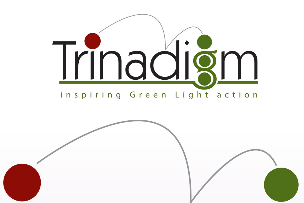 Trinadigm Logo Design