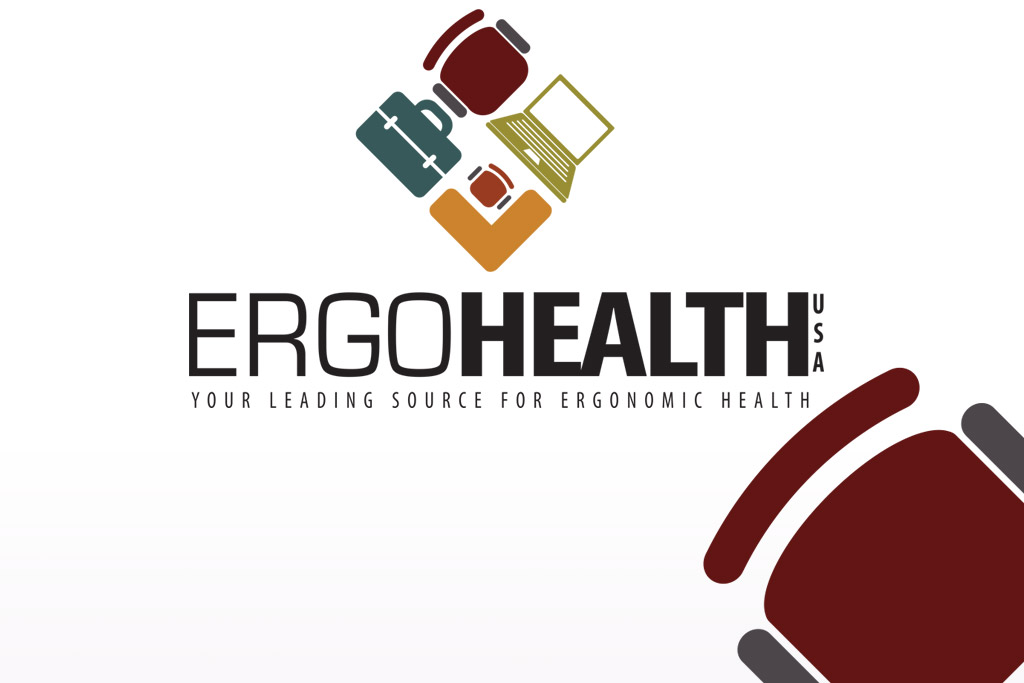 Ergo Health Logo Design