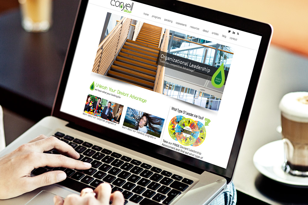 The Coryell Group - Website